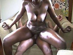 schwarze frau ebony stripper ficken